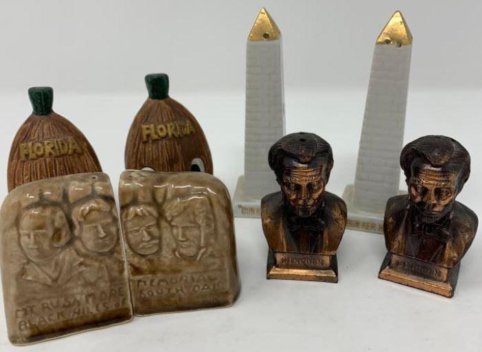 Travel Salt and Pepper Shaker Sets 2 https://ctbids.com/#!/description/share/103160