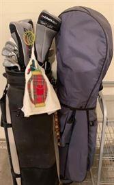 Par 2 Golf Bag and Clubs https://ctbids.com/#!/description/share/103178