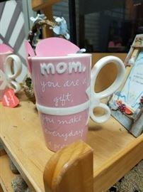 Last one Mom you are a gift ceramic mug