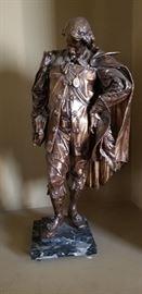 Bronze statue- Preciding officer of the polls https://ctbids.com/#!/description/share/104260
