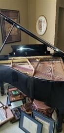 Schafer and Sons Black Lacquer Piano SS-51 https://ctbids.com/#!/description/share/104417