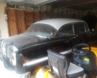 1954 Bel Air another view