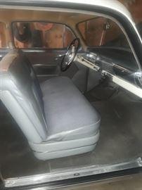 Interior 1954 Bel Air