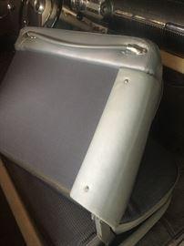 Back of seat 1954 Bel Air