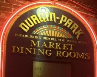 durgin park outdoor sign
