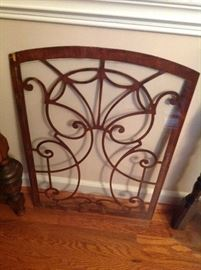 Glass front for china cabinet