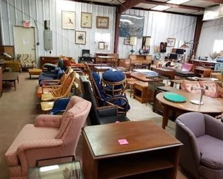 barrel chairs, lounge chairs, high back chairs, office/desk chairs