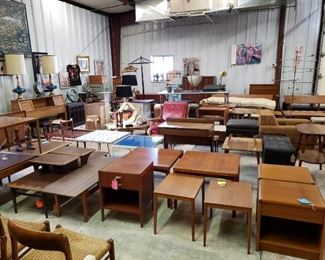 Warehouse full! End tables, chairs, occasional tables & more