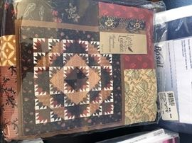 New unopened quilting kit