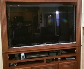 Large Samsung TV...70 in.?