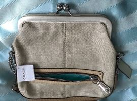 Coach Purse w/Tag Attached
