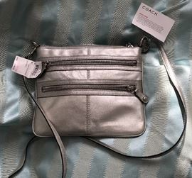 Brand New Coach Shoulder Bag w/Tag Attached