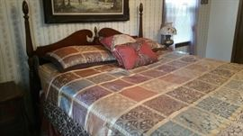 Bed Available Bedding Is Sold