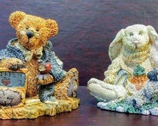 2 Boyds Bears Friends  1993
