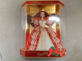 1997 Holiday Barbie New In Box