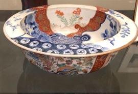 Imari bowl 1820