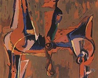 Marino Marini Poster