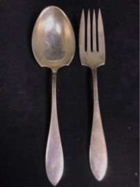 007p Towle Sterling Serving Set