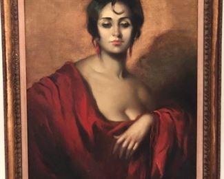 A Puyet Spanish Lady