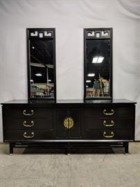 mid century modern dresser by bassett