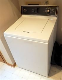 "Maytag Top Load Washer, 43"" x 25.5"" x 27"""