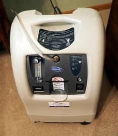 Invacare Double Insulated Oxygen Machine With SensO2