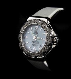 Lot 400 - Jewelry Tag Heuer Formula 1 Ladies Wrist Watch