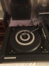 Vintage Realistic Turntable. Also have several other components