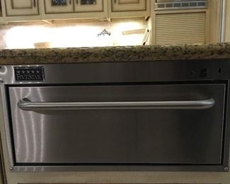 "Five Star Warming Drawer (24"")"