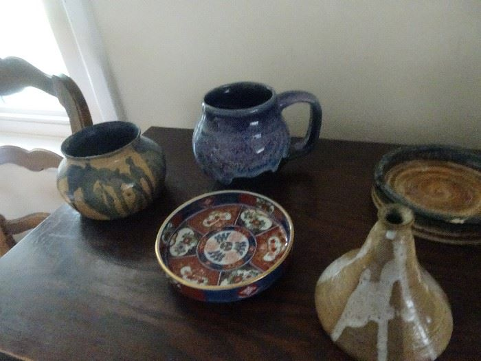 Other Mid Century Art Pottery