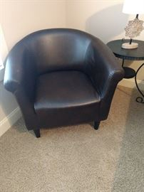 I think there are 3 of these chairs.  They're in each of the guest rooms!
