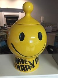 Vintage cookie jar McCoy