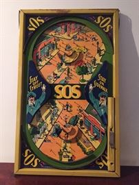Wonderful SOS game....vintage in mint condition