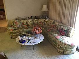 Designer Asian Style Couch