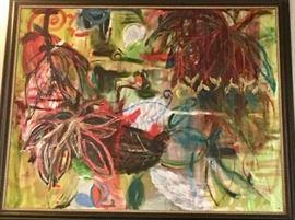 Bettie Ward Painting