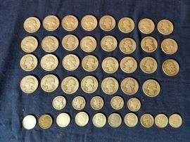 US Silver Quarters & Silver Dimes https://ctbids.com/#!/description/share/104932