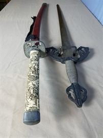 Samurai & Spanish Swords https://ctbids.com/#!/description/share/105007