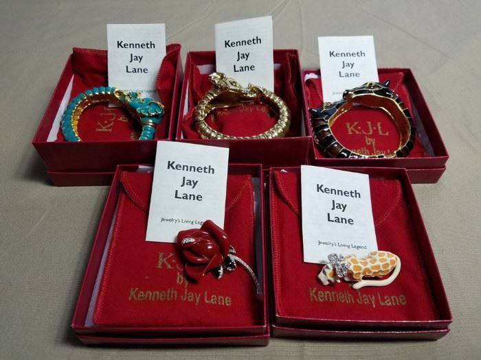 Kenneth Jay Lane Jewelry https://ctbids.com/#!/description/share/105016
