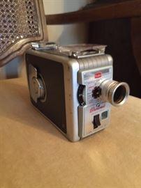 Kodak Brownie Camera.