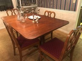 Table and 4