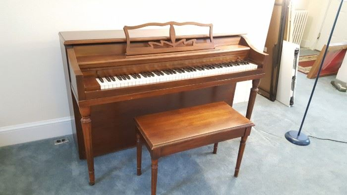 Mehlin & Son Piano