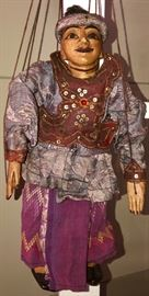 puppets from Burma