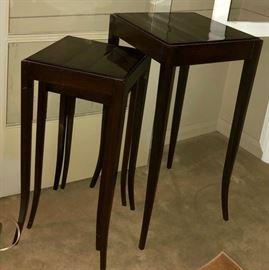 Barbara Barry tables for Baker Furniture