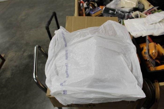 500 Poly Tshirt Bags