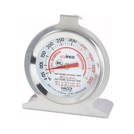 3 Total. Winco 2Inch Dial Oven Thermometer with H ...