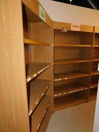 Very Large Bookcase Easy To Disassemble.
