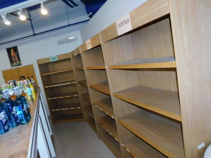 Very Large Bookcase Easy To Disassemble