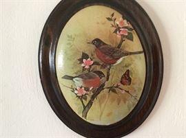 Flora & fauna painting