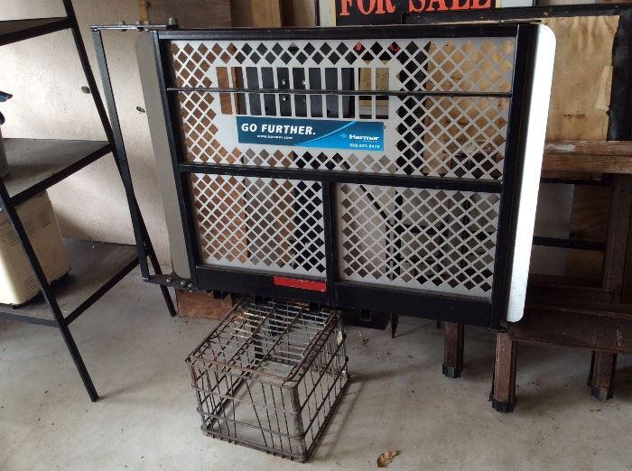 Harmer mobility cart lift