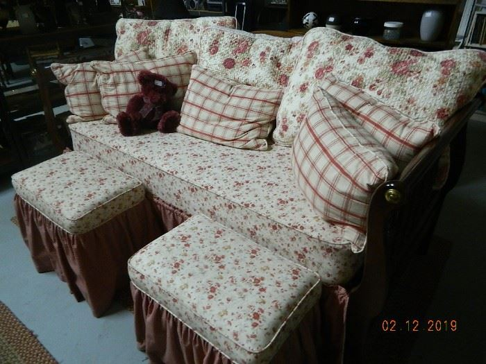 daybed/loveseat
